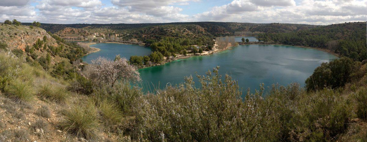 casas-rurales-laguna-la-tinaja-ruta-bici-lagunas-de-ruidera 2